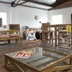 В чем отличия мебели из поддонов и в стиле паллет